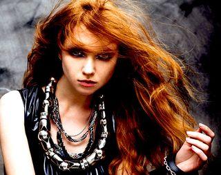 Redheadhaircolour